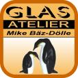 Logo Tiere aus Glas
